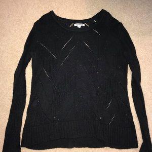 American Eagle black sweater